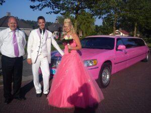 Limousine Bruidsarrangement 2